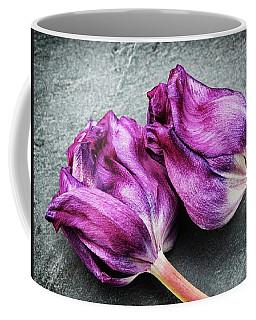 The Kiss Coffee Mug by Karen Stahlros