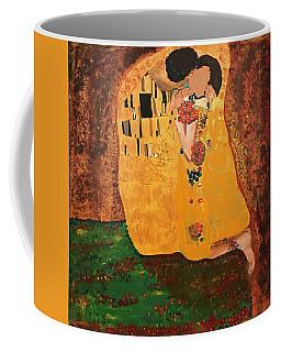 The Kiss Of You Coffee Mug