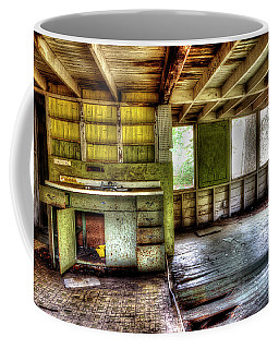 The Kitchen Coffee Mug by Mike Eingle