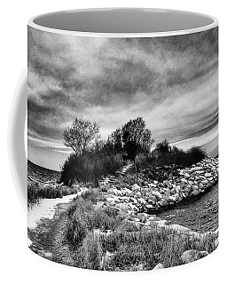 The Knob Bw January 2016 Coffee Mug