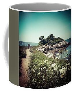 The Knob Looking Ahead Coffee Mug