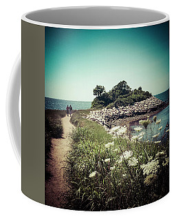 The Knob Looking Ahead Coffee Mug