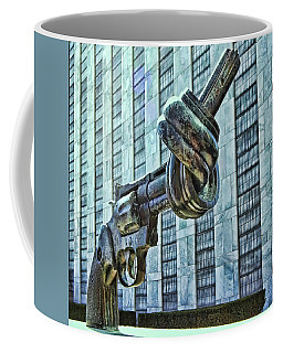 The Knotted Gun Coffee Mug