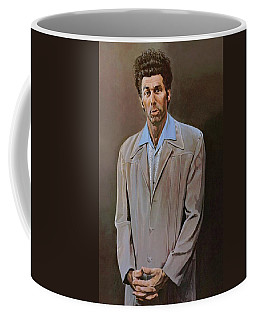 The Kramer Portrait  Coffee Mug