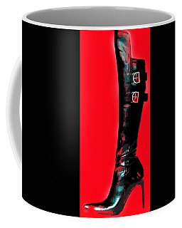 The La Dolce Vita Boot Coffee Mug