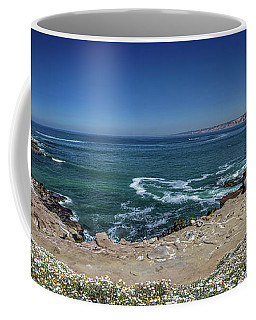 The La Jolla Cove Coffee Mug