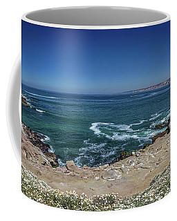 The La Jolla Cove Coffee Mug