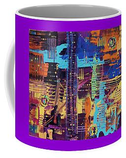 The La Sky On The 4th Of July Coffee Mug