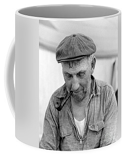 The Pipe Smoker Coffee Mug by John Stephens