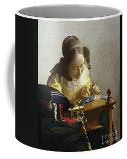 The Lacemaker Coffee Mug