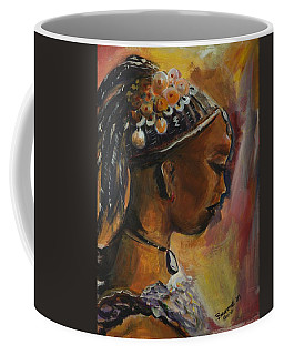 The Lady Coffee Mug
