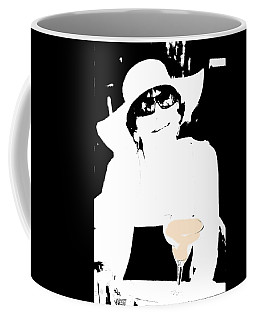 The Lady Loves A Margaretta Coffee Mug