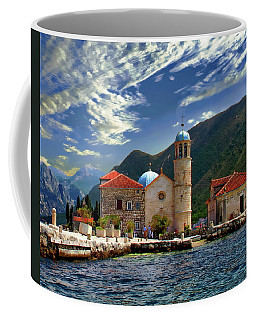 The Lady Of The Rocks Coffee Mug
