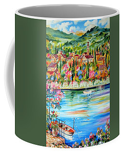 The Lake Coffee Mug