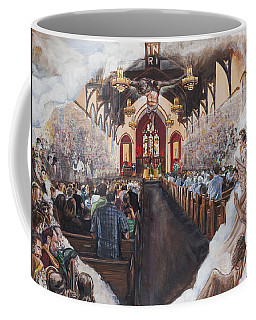 The Lamb's Supper Coffee Mug