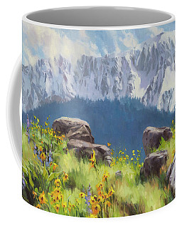 The Land Of Chief Joseph Coffee Mug