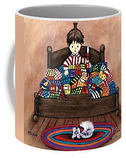 The Land Of Counterpane Coffee Mug