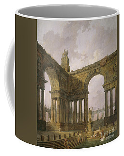 The Landing Place Coffee Mug