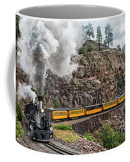 The Last Bend Coffee Mug
