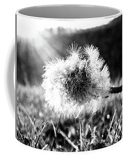 The Last Dandelion Coffee Mug