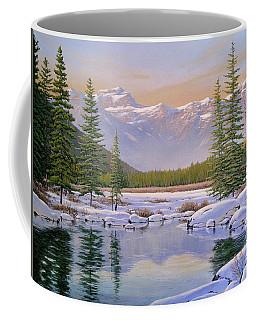 The Last Days Of Winter Coffee Mug