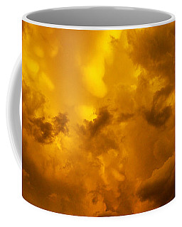 Coffee Mug featuring the photograph The Last Glow Of The Day 008 by NebraskaSC