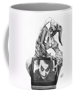 The Last Laugh Coffee Mug