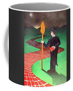 The Last Letter Coffee Mug