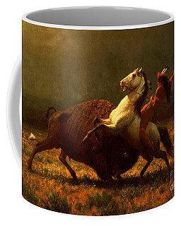 The Last Of The Buffalo Coffee Mug