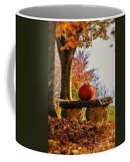 The Last Pumpkin Coffee Mug
