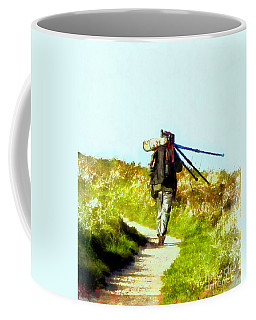 The Last Shot Coffee Mug
