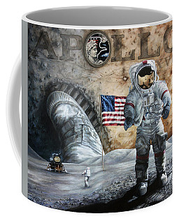 The Last Steps Coffee Mug