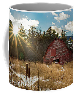 Coffee Mug featuring the photograph The Last Winter by Brad Wenskoski