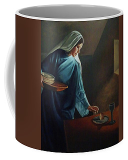 The Lasting Supper Coffee Mug