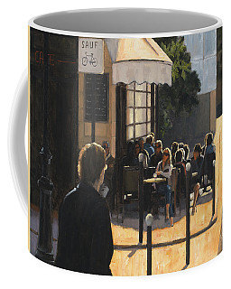 The Latin Quarter Coffee Mug