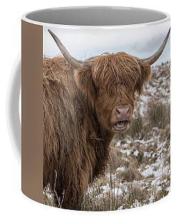 The Laughing Cow, Scottish Version Coffee Mug