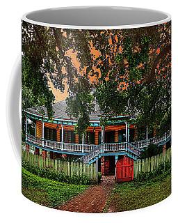 The Laura Plantation  Coffee Mug by J Griff Griffin