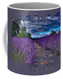 The Lavender Field Coffee Mug