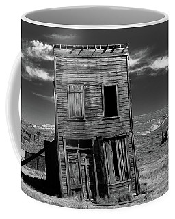 The Leaning Tower Of Bodie Coffee Mug by Marius Sipa