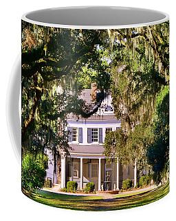 The Legare-waring House At Charles Town Landing Coffee Mug