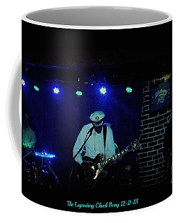 The Legendary Chuck Berry 2 Coffee Mug
