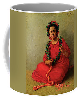 The Lei Maker Coffee Mug
