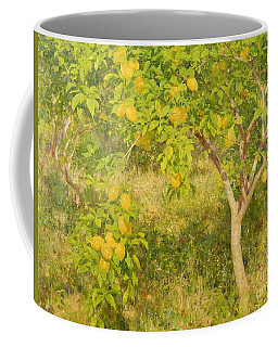 The Lemon Tree Coffee Mug