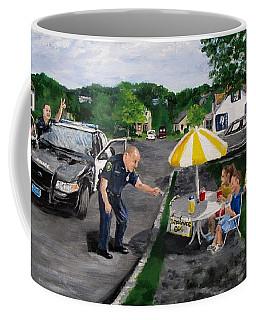 The Lemonade Stand Coffee Mug