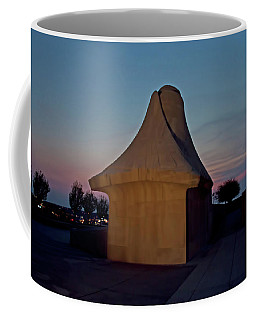 The Liberty Memorial Sphinx Coffee Mug