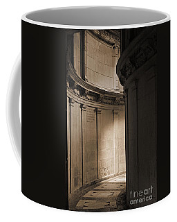 The Light At The End Of The Tunnel... Coffee Mug by Cendrine Marrouat