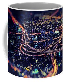 The Light Curves Coffee Mug
