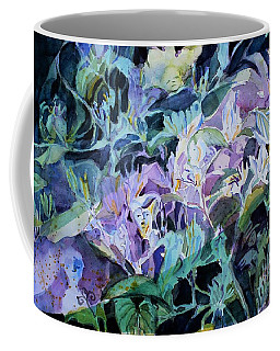 The Light Of Fairy Valley Coffee Mug by Mindy Newman