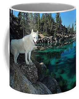 The Light Of Lake Tahoe Coffee Mug