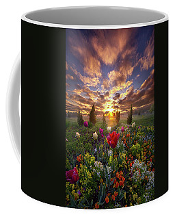The Light That Shines Our Way Home Coffee Mug